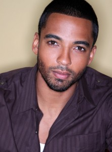 Actor/Singer Christian Keyes