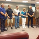 Citizen Police Academy Graduates By: Emily Guiles